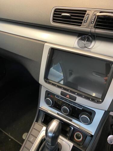 Wymiana radia w VW Passat