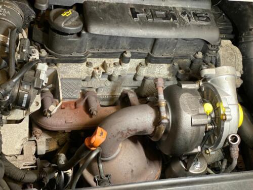 Wymiana turbo